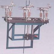 Разъединители и заземлители типов РДЗ-10Б/400-У1, РДЗ-10Б/200-У1, РД-10Б/200-У1. фото