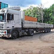 Аренда грузовиков рефрижераторов до 20 тонн(зерновозы длиномеры) фото