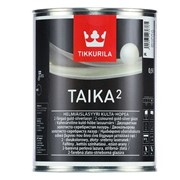 Тайка двухцветная перламутровая лазурь - Taika 2 фото