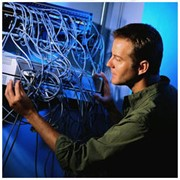 Монтаж телефонных сетей фото