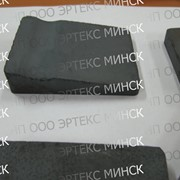 Блок магнитный клиновой (клиновидный магнит, клин магнитный) фото