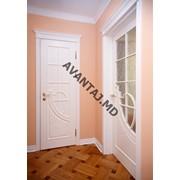 Классическая дверь MDF, арт. 81 фото