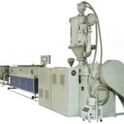 Экструзионная линия для производства напорних труб армированных стекловолокном фото