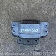 Крепление КПП Skoda Оctavia 2 фото