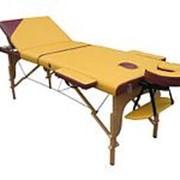 """Складной массажный стол """"Сакура"""" фото"""