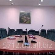 Комплект оборудования студии селекторных совещаний фото