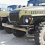 УРАЛ 4320, двигатель КАМАЗ 740 фото