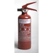 Огнетушитель переносный порошковый ОП-6(ВП-6) фото