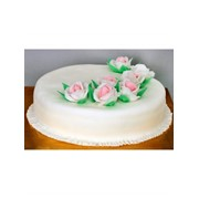 Торт святковий № 315 фото