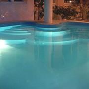 Стильный бассейн в Молдове фото