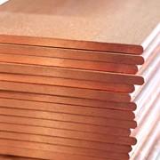 Прокат медный-лист:М1М 3,0x600x1500 фото
