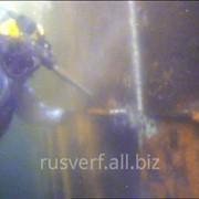 Зачистка корпуса судна фото