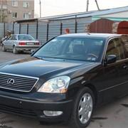 Lexus LS430 2003 год фото