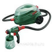 Краскопульт электрический BOSCH PFS105 E (0 603 206 200) BOSCH GREEN фото