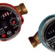 Водосчетчики бытовые, Счетчики для измерения объема горячей (СКВГ 3/15) и холодной (СКВ 3/15) воды фото
