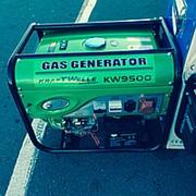 Генераторы бензиновые KRAFTWELLE KW9500 7 КВТ фото