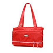 Сумка-холодильник Thermos Foogo Large Diaper Fashion Bag in red фото