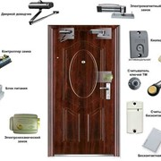 Монтаж и продажа систем контроля и управления доступом (СКУД) фото