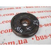 Шкив коленвала для Citroen Berlingo 2.0 HDi 01.2000-. Демпферный шкив на Ситроен Берлинго 2,0 ХДИ. фото