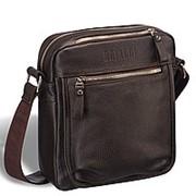 Вертикальная сумка через плечо BRIALDI Todi (Тоди) relief brown фото