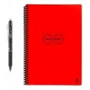 Ручка + Умный блокнот Rocketbook Everlast Executive Size Atomic Red (EVR-E-K-CBG) фото
