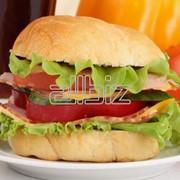 Гамбургеры фото
