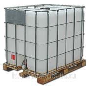 Емкости кубические 1000 литров на деревяном поддоне фото
