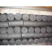 Угольные брикеты из бурого угля фото