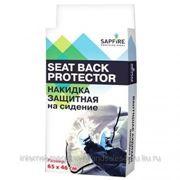 Накидка защитная на сиденье Seat Back Protector SAPFIRE 65х46 фото