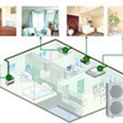 Мульти сплит система до 8 комнат Mitsubishi electric MXZ-8B140 YA фото