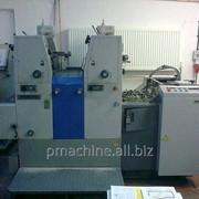 RYOBI 512 1999 г. 2-х красочная офсетная печатная машина фото