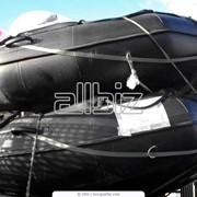 Лодка надувная резиновая фото