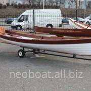 Тележка для передвижения лодки фото