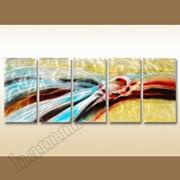 Модульная КАРТИНА НА МЕТАЛЛЕ арт. 105 фото