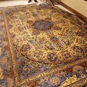 Эксклюзивные шелковые персидские ковры ручной работы фото