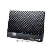 Модем ADSL Asus DSL-N17U 4xLan, 1xRj-11, USB, Wi-Fi 300Mbit, код 122165 фото