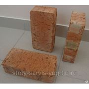 Кирпич пластичного формования керамический фото