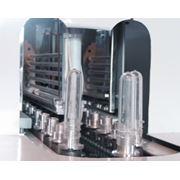 Полуавтомат для изготовления ПЭТ бутылок фото