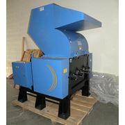 Роторная китайская дробилка HSS-A (XFS) для тонких пластмасс до 10 мм фото