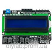 LCD keypad shield для Arduino фото