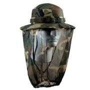 Шляпы, Шляпа с антимоскитной сеткой фото