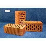 Кирпич керамический утолщенный (полуторный) фото
