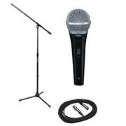 Вокальный динамический микрофон Shure PG58BTS фото