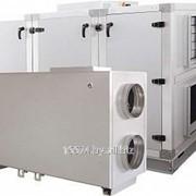 Вентустановки приточно-вытяжные с пластинчатым рекуператором LESSAR LV-PACU-H-V4-ECO фото