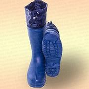 Сапоги женские Следопыт ЭВА, -15с, Размер 40-41, Синий фото