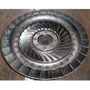 Турбинное колесо фото