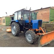 -Продаем машину подметально-уборочную МТЗ-82.1 фото