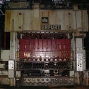 Пресс автоматический электромеханический фото