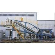 Мобильный бетонный завод YHZS - 50 фото