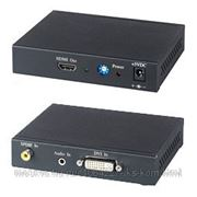 SC&T DH01 SC&T DH01 Преобразователь DVI- и аудиосигнала в HDMI- cигнал фото